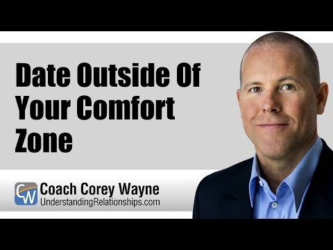 Date Outside Of Your Comfort Zone