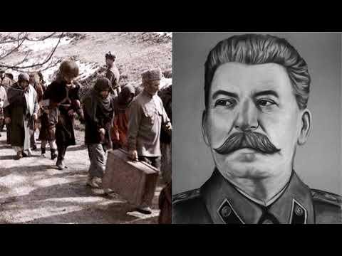 8 народов в СССР, которые депортировал Сталин во время войны