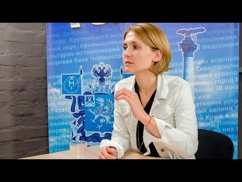 В студии ForPost генпродюсер телеканала ИКС Татьяна Дружняева