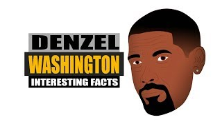 Biography for Kids | Interesting Facts about Denzel Washington | Educational Videos
