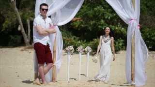 выезная церемония на пляже (о.Пхукет)