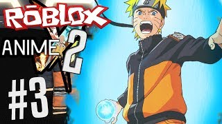 ONE SHOTTING PEOPLE AS NARUTO?! | Roblox - Anime Cross 2 | Episode 3