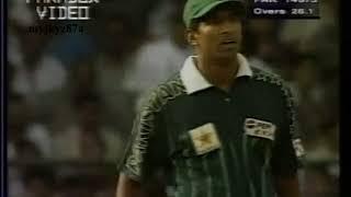 PEPSI CUP FINAL - Pakistan BEAT lndia by 123 Runs -1998/99