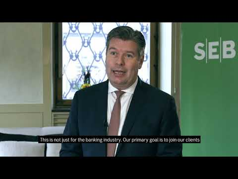 SEB CEO On Becoming A Signatory To The Principles For Responsible Banking