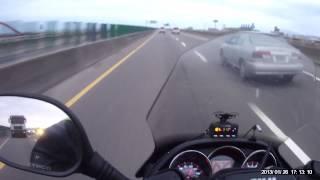 重機記錄:西濱快速公路-觀音to八里