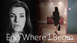 Alicia Florrick [The Good Wife] - End Where I Begin (S1-6)