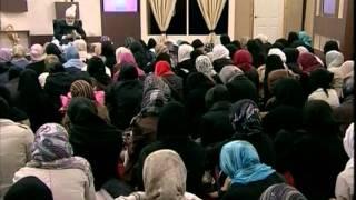 Gulshan-e-Waqfe Nau Lajna, 9 Apr 2011, Educational class with Hadhrat Mirza Masroor Ahmad(aba)