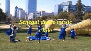 Senegal dance music in Santiago, Chile