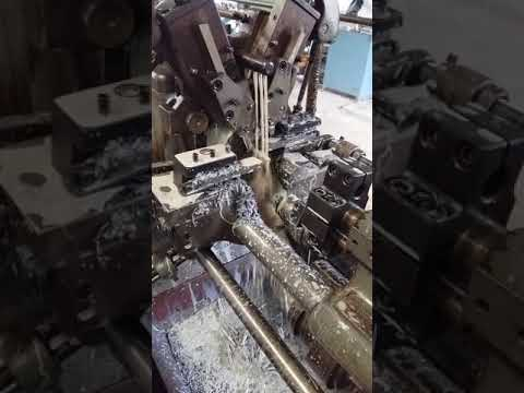 Troub machine operating