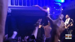Gentleman & Evolution Band Live 2011 - Paradiso Amsterdam - Love Chant