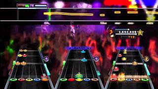 The Catalyst - Linkin Park Expert Full Band Guitar Hero: Warriors of Rock