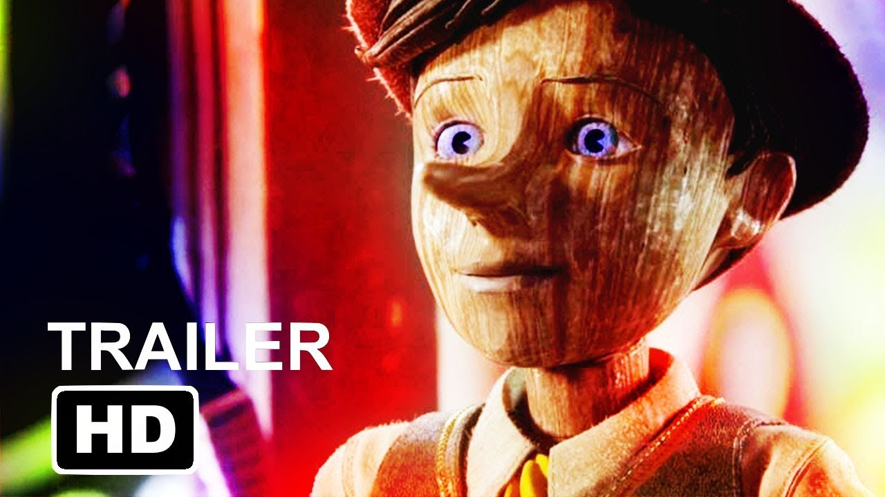 Pinocchio (2019) Live Action Mix Up - YouTube