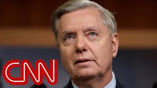Sen. Graham: If Trump caves, it's the end of his presidency