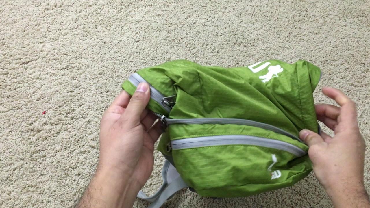 1cb3d28c4c Seeu 2-in-1 Lightweight Sports Backpack