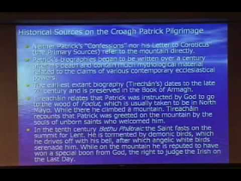 Climbing the Holy Mountain of Croagh Patrick and the Pilgrimage Tradition in Irish Christianity