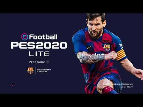 PES 2020 LITE DOWNLOAD LIBERADO PS4 / XBOX ONE / PC