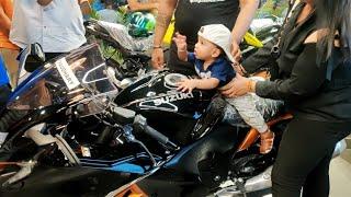 Delivery of Dream Bike | Suzuki HAYABUSA 2021