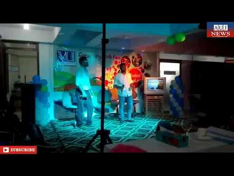 Virtual Student Week -2017, Singer Mr. Abid, Karachi Campus (Vkhi01) preformed excellent