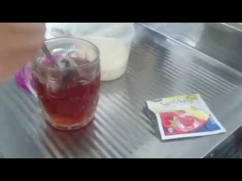 How to make a cup of Indonesian tea