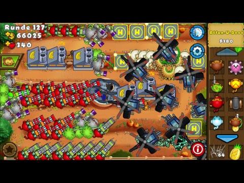[Livestream - Aufzeichnung] Bloons Tower Defense 5 !! :D Coop-Games mit Zuschauern