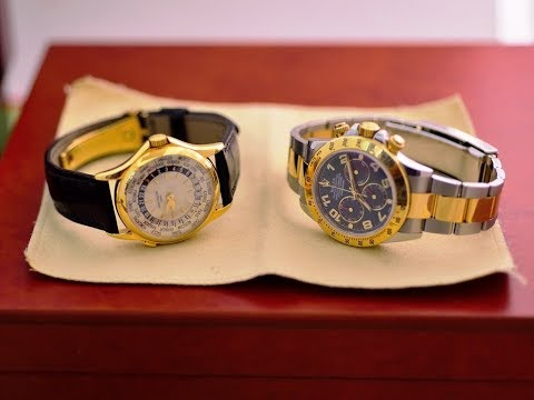 BIGGEST WATCH MISTAKE OF MY LIFE - Trading the Rolex Daytona Maserati Dial for a Patek