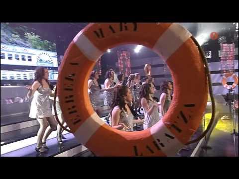 Oh happy day - E2 - Final - Mallabia - Proud mary [HD]