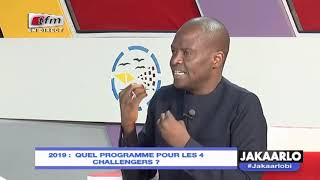 REPLAY - Jakaarlo Bi - Invités : ABBÉ THIAW , BASSE MBACKÉ & MAME DIAO - 25 Janvier 2019 - Partie 2
