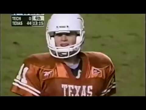 Montrell Flowers vs. Texas Tech 1999