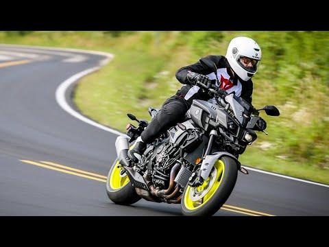 Yamaha FZ-10 First Ride Review at RevZilla.com
