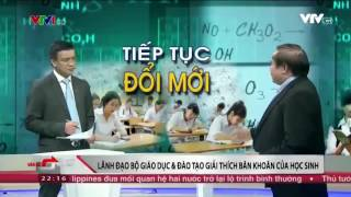 Những Thay Đổi Tại Kỳ Thi THPT Quốc Gia 2017 VTV1