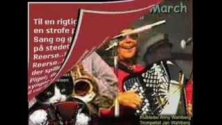Reersoe Harmonika March - Accordion - Trekkspill
