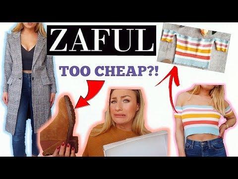 $300 TESTING ZAFUL HAUL  | TOO CHEAP? | WAS IT WORTH IT...