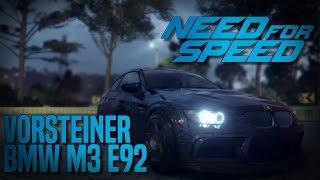 Vorsteiner BMW M3 E92 2014 Videos
