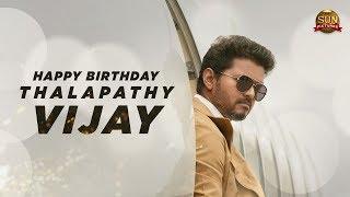 Happy Birthday Thalapathy Vijay | Sun Pictures