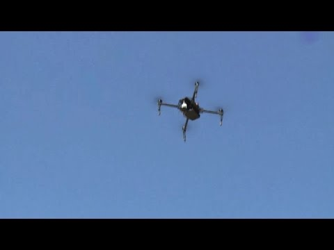 Hand grenade drone adds to IS arsenal around Mosul