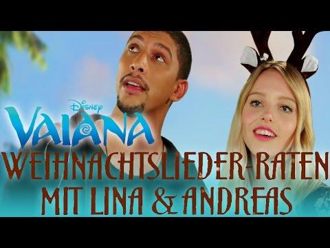 Lina + Zac Efron = ❤ | VAIANA Lina Larissa Strahl FILMCHECK clip