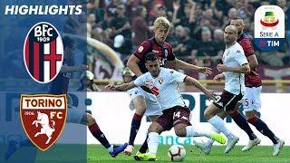 Bologna 2-2 Torino | Bologna Saved By Calabresi Equalizer| Serie A