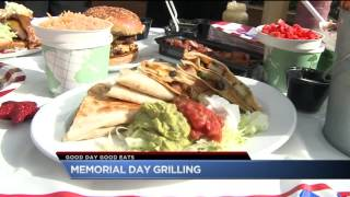 Grilling for Memorial Day thumbnail