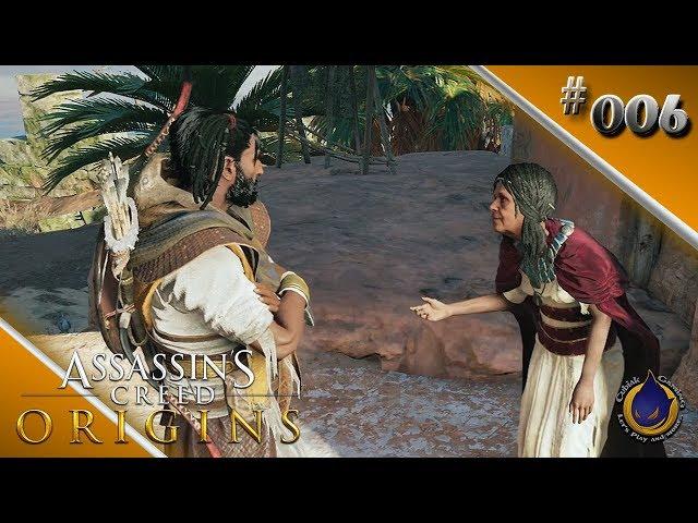 DIE HEILERIN VON SIWA 🐪 Let's Play ASSASSIN'S CREED ORIGINS #006