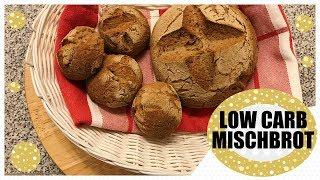 Das BESTE Rezept für LOW CARB BROT + BRÖTCHEN l Nadia's Foodblog