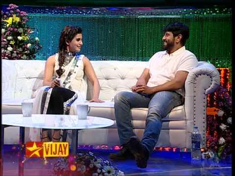 Ayudha Pooja Special - Koffee With DD | Samantha And Vikram - Promo 7