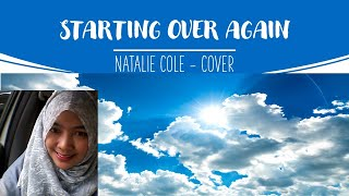 Starting over again (natalie colle) cover