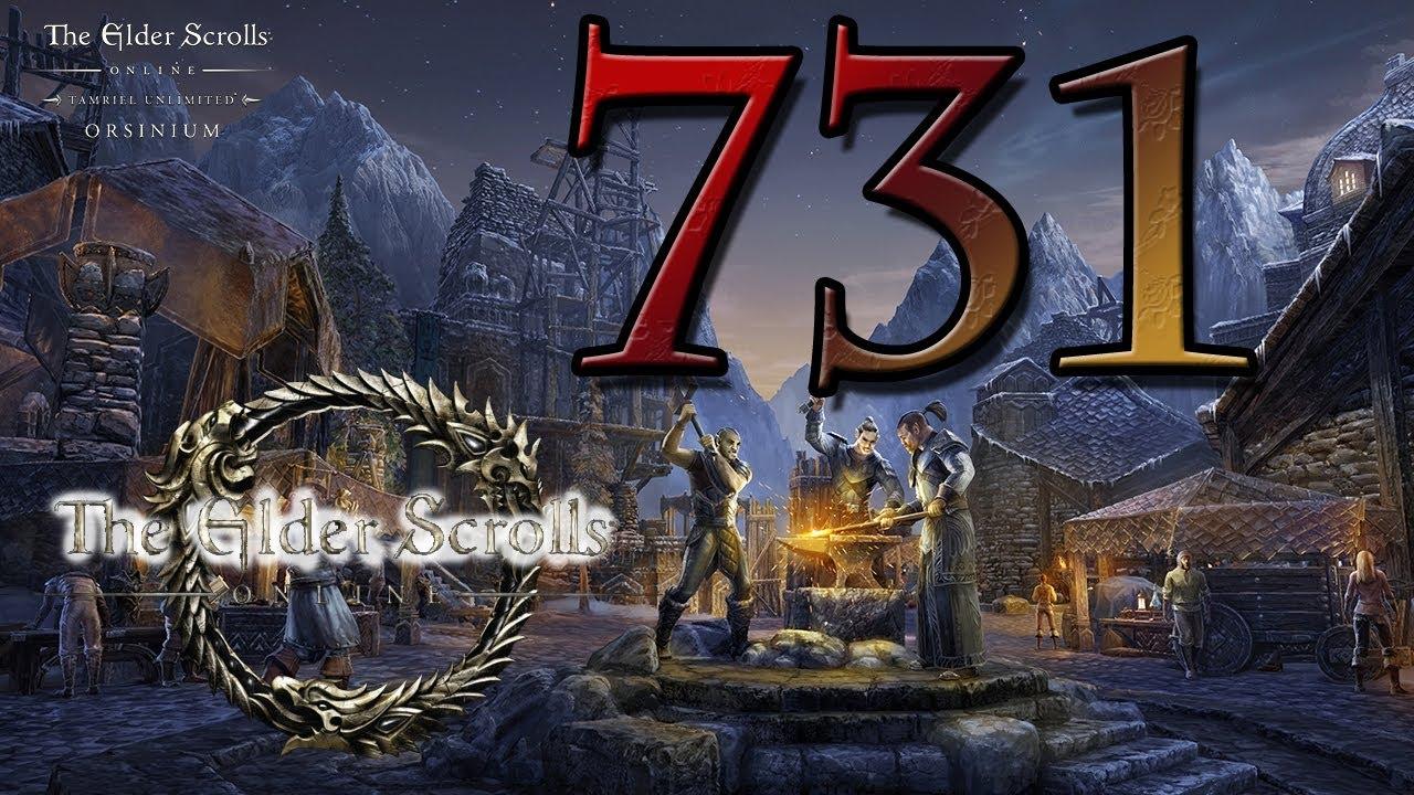 Let's Play ESO #731 - Treffen der Verschwörer [Orsinium] - YouTube