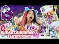 My Little Pony Equestria Girls Minis Theme Park Edition Unboxing | Fluttershy + Sunset Shimmer