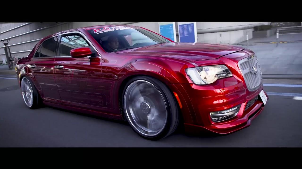 Lexani Wheels Tokyo Auto Salon 2018 Japan Tour