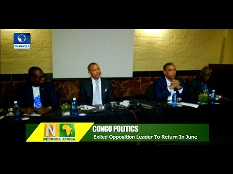 Exiled Congo Opposition Leader To Return In June |Network Africa|