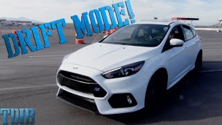 I WENT CRAZY IN THE FOCUS RS!
