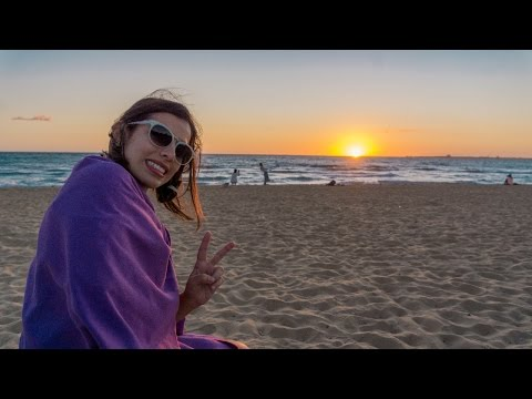 Brighton Beach, St. Kilda, Luna Park - Melbourne - Last Trip AU2016