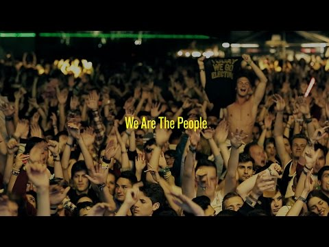 We Are The People - Electric Castle  Anthem