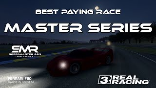 Real Racing 3 Best Paying Race In Master Series RR3